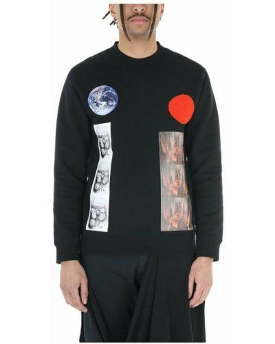 Czarny sweter Raf Simons