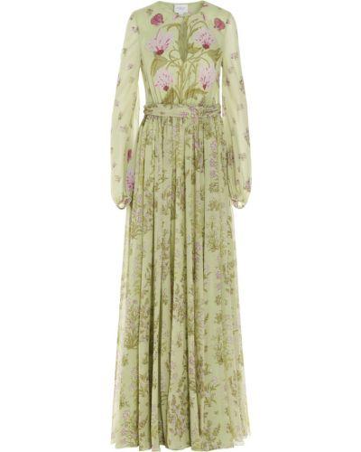 Zielona sukienka Giambattista Valli