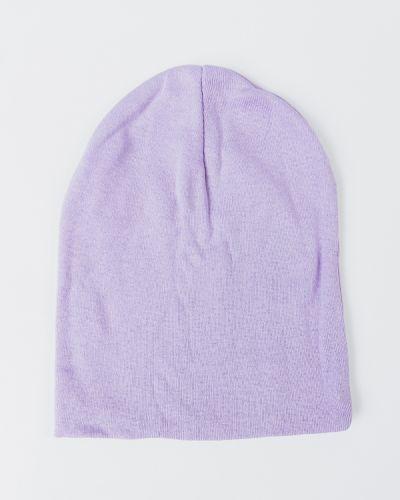 Шапка из джерси фиолетовый Lacywear
