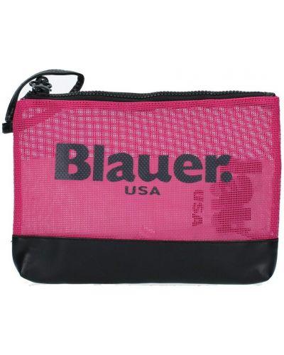 Różowa kopertówka Blauer