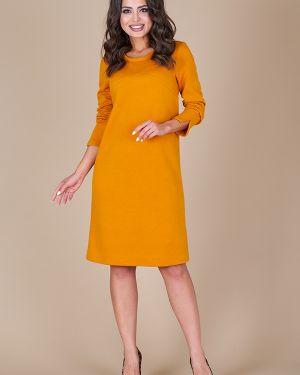 Платье платье-сарафан с вырезом Eliseeva Olesya