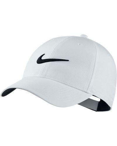 Klasyczny golf bawełniany z haftem Nike