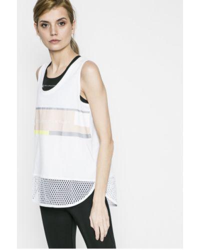 Спортивная футболка прямая с аппликациями Adidas By Stella Mccartney