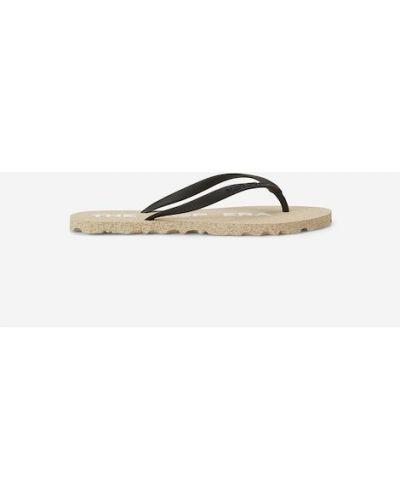 Czarne sandały na lato Marc O Polo