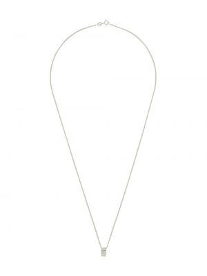 Ожерелье из серебра серебряный Niza Huang