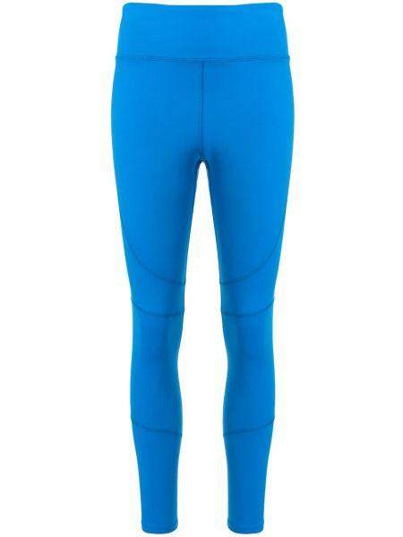 Niebieskie legginsy Alala
