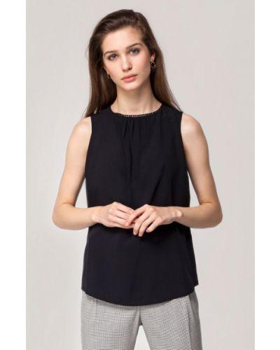 Черная блузка Vilatte