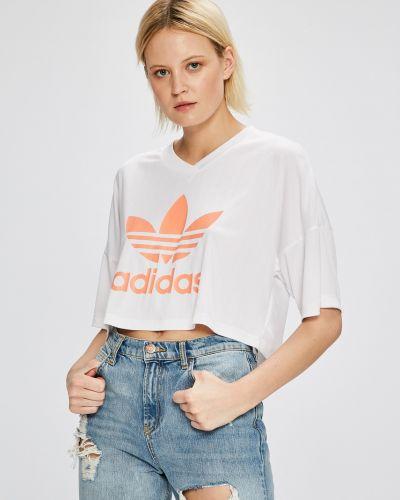 Футболка свободная трикотажная Adidas Originals