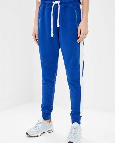 Спортивные брюки синие Artem Krivda