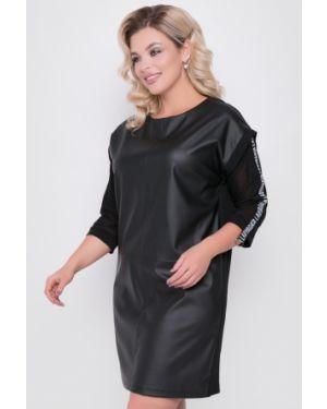 Платье сетчатое платье-сарафан тм леди агата