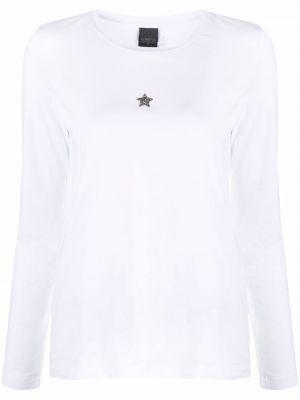 Белая со звездами футболка Lorena Antoniazzi
