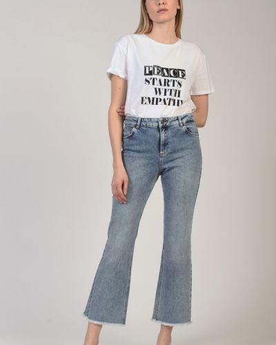 Хлопковые джинсы Set