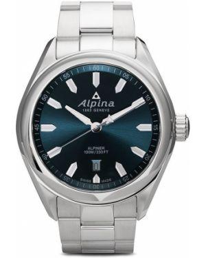 Кварцевые часы Alpina
