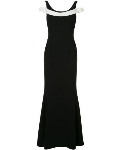 Вечернее платье платье-солнце приталенное Paule Ka