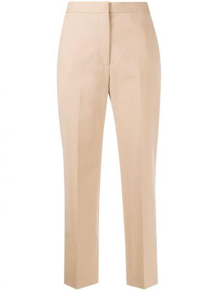 Укороченные брюки с завышенной талией брюки-хулиганы Sandro Paris