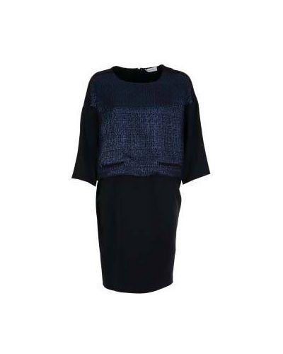 Черное платье из полиэстера Costume National