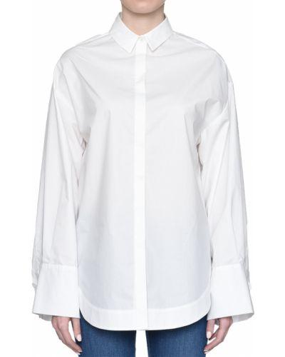 Белая рубашка Ballantyne