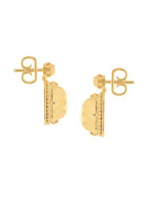 Золотые серьги серьги-кольца серьги-гвоздики Natia X Lako