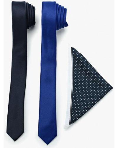 Синий галстук Piazza Italia