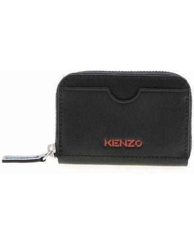 Czarny portfel Kenzo