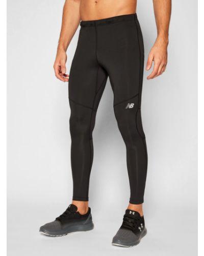 Czarne legginsy New Balance