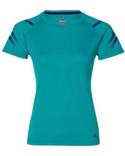 Спортивная футболка для бега длинная Asics