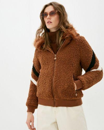Утепленная куртка - коричневая Z-design