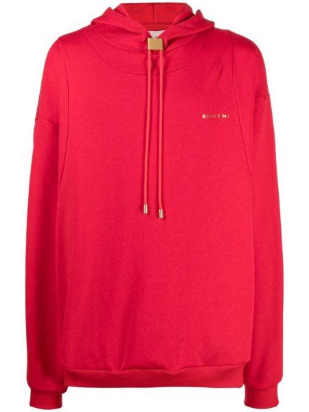 Bluza z kapturem z długimi rękawami bawełniana Buscemi