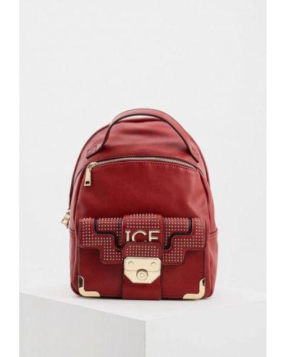 Красный рюкзак Ice Play