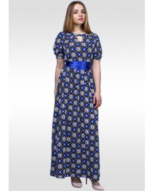 Платье макси платье-сарафан трапеция Lila Classic Style