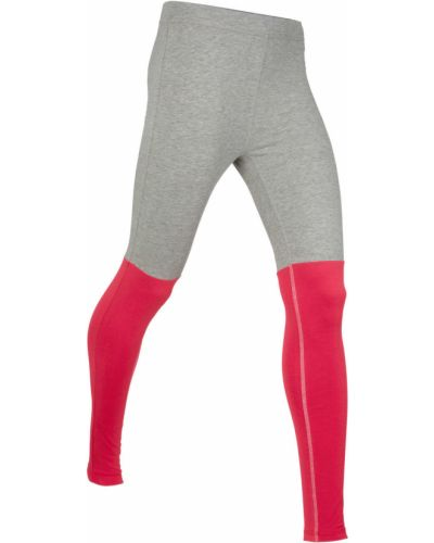 Спортивные брюки серые стрейч Bonprix
