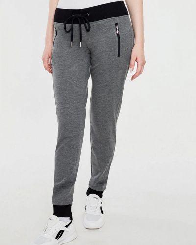 Спортивные брюки серые Red-n-rock's