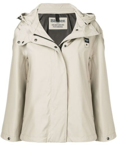 Куртка с капюшоном на молнии укороченная Blauer