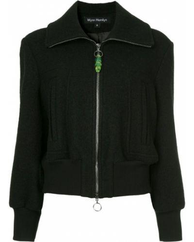 Черная куртка Wynn Hamlyn
