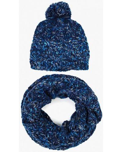 Синяя шапка осенняя Sabellino