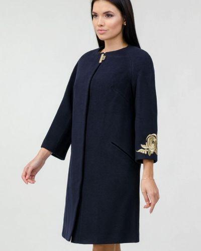 Пальто - синее Raslov