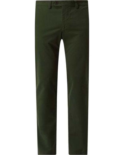 Zielone сhinosy bawełniane Christian Berg Men