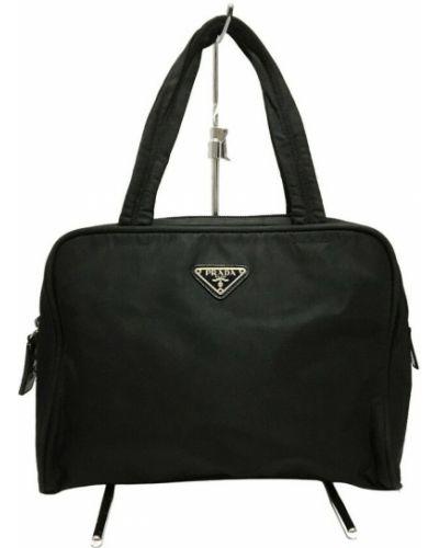 Teczka - czarna Prada Vintage