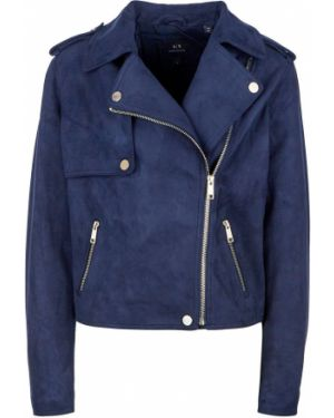 Куртка на молнии укороченная Armani Exchange