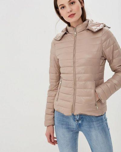 Утепленная куртка - бежевая Adrixx
