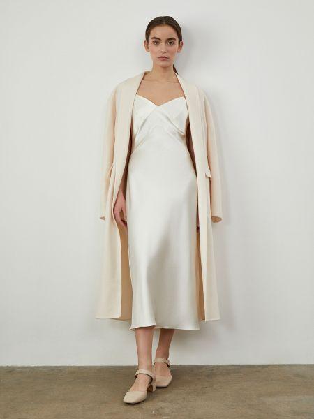 Платье платье-комбинация шелковое 12storeez