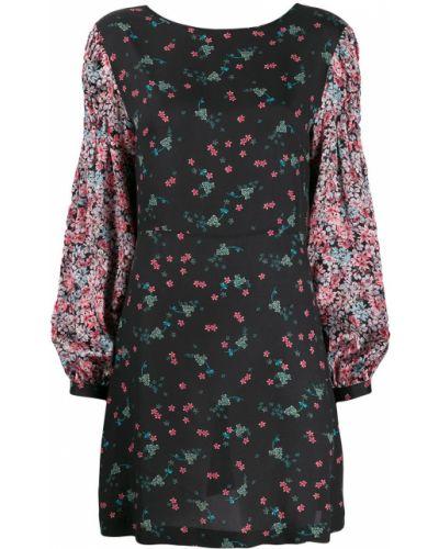 Розовое прямое платье мини Kristina Ti