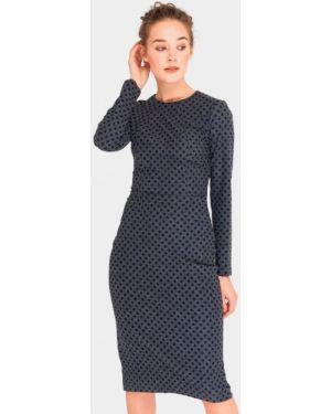 Платье - серое Shtoyko