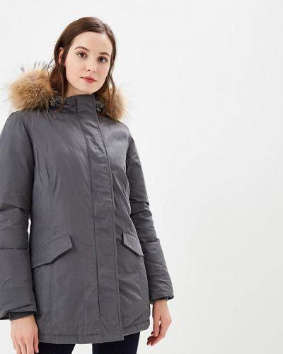 Зимняя куртка осенняя серая Rifle