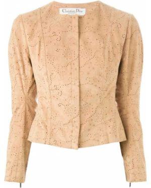 Куртка круглая с круглым вырезом Christian Dior Pre-owned