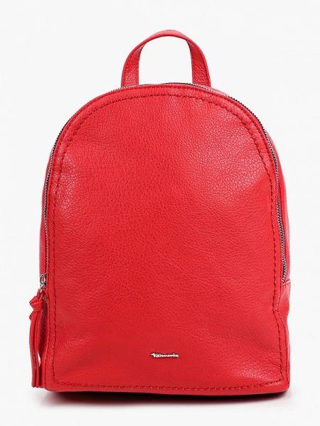 Рюкзак городской красный Tamaris