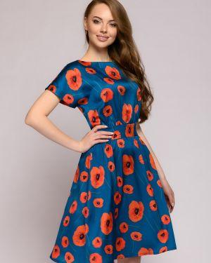 Летнее платье повседневное платье-сарафан 1001 Dress