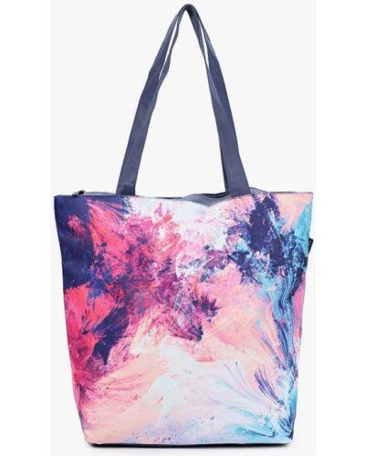 Текстильная сумка шоппер Fabretti