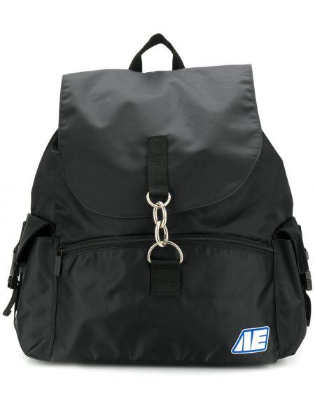 Plecak czarny na ramieniu Ader Error