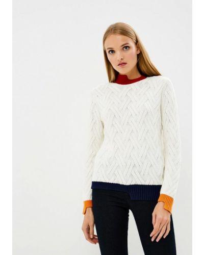 Белый свитер Armani Exchange